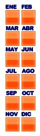 Calendario Manzana